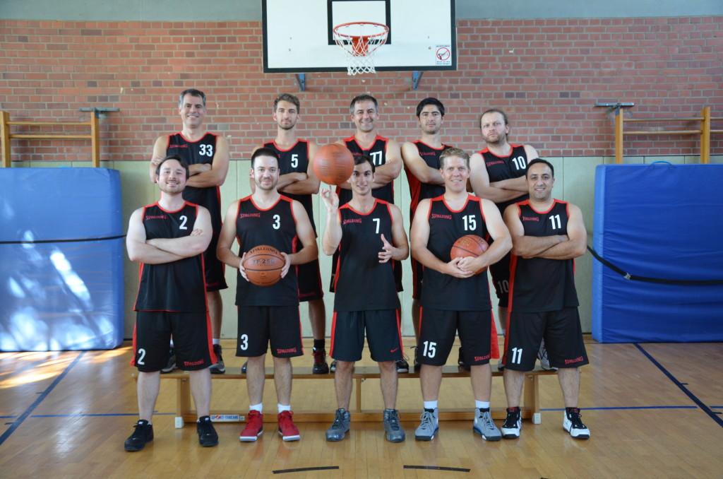 Das Team der P&G Highflyers