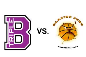 Triple B gegen Blazing Suns